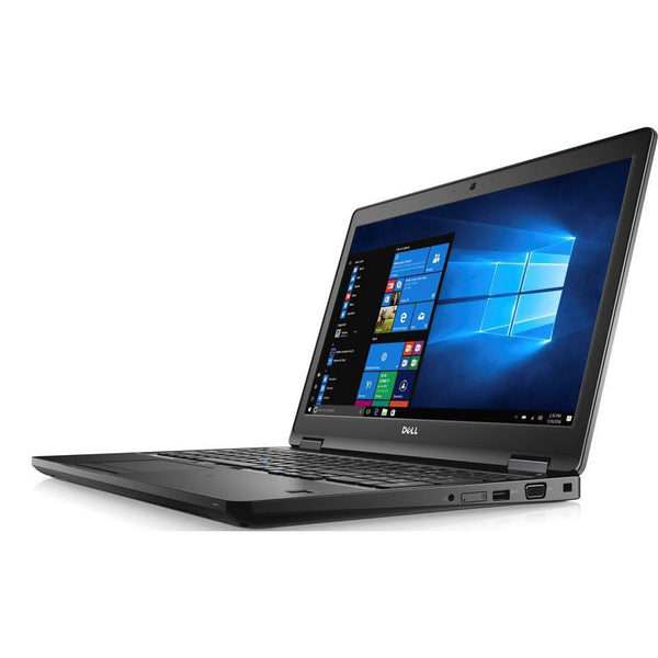 "Dell LATITUDE 5580 I5-7300U VPRO 15.6"" FHD 8GB(2400-DDR4) 256GB(SSD-SATA) INTEL HD620 WIFI + BT WINDOWS 10 PRO (64BIT) 1 YEAR NBD ONSITE"