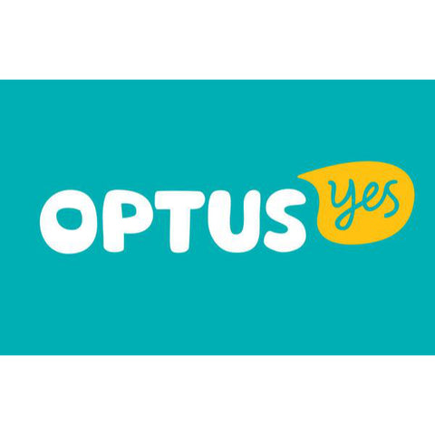 Australia mobile Optus network $40 starter SIM pack Unlimited Call & TXT + 25GB