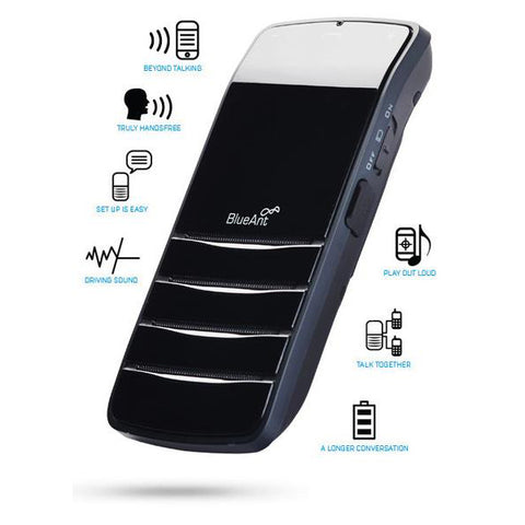 BLUEANT COMMUTE 2 Bluetooth SPEAKERPHONE -100% HANDSFREE DIALLING AND TEXTING