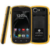 Aspera R7 4G/LTE IP68 rugged Smartphone Black/Yellow
