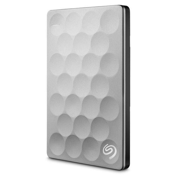 "1Tb Seagate Ultra Slim Backup Plus 2.5"" Portable Hard Drive with 200GB cloud sto"