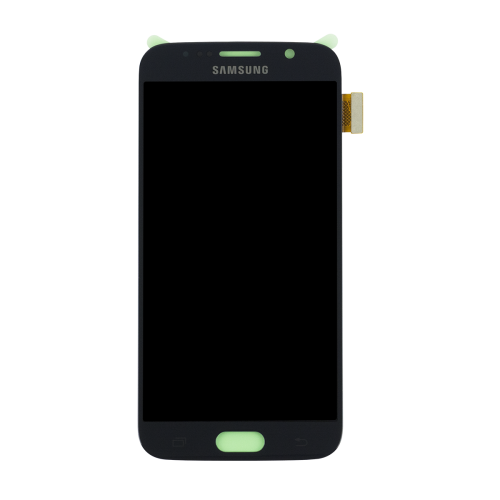 Samsung Galaxy S6 SM-G920I LCD and Touch Screen Assembly [Black]