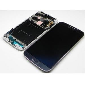 Samsung Galaxy S4 i9500 LCD and Touch Screen Assembly with Frame [Black]