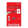 SanDisk micro SDHC Memory Card Class 4 for mobile devices