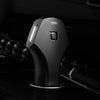 Nonda ZUS 24w rugged smart car-charger with Find My Car app