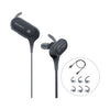 Sony MDR-XB50BS Extra Bass Sports Bluetooth In Ear Headphones Black AU STock