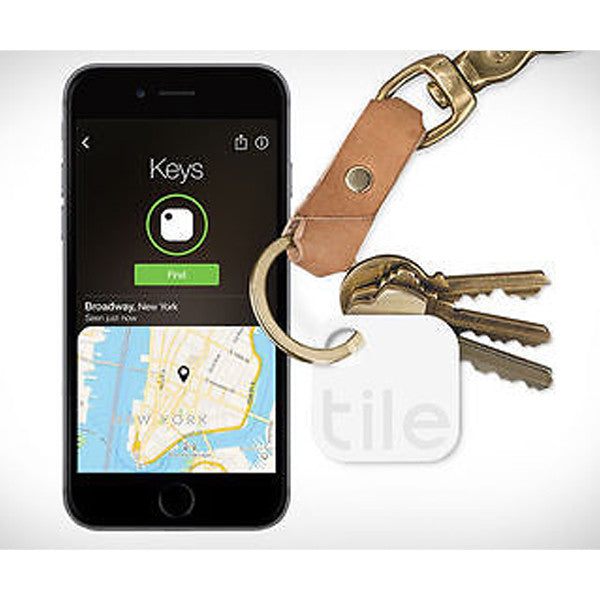 TILE Mate Security Bluetooth Tracker – Single Pack