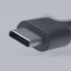 USB-C 3.1 Type-C to USB-C 3.1 Type-C Cable - Black 1m