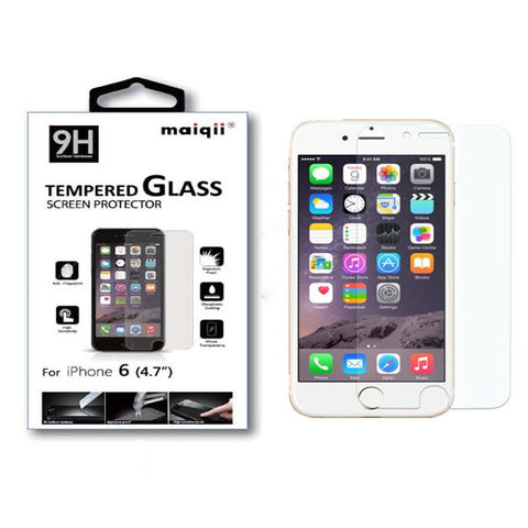 "Maiqii™ iPhone 6 6s 4.7"" Tempered Glass Screen Protector Film (0.33mm) with Blue Light Reduction"