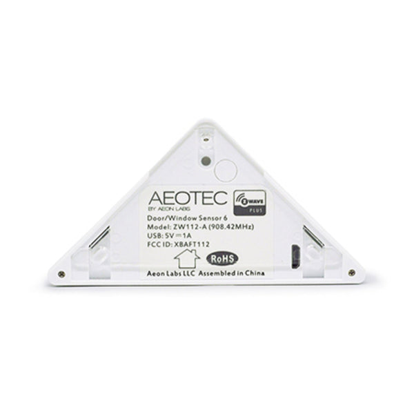 Aeotec Z-wave Door & Window Sensor 6 for smarthome hub