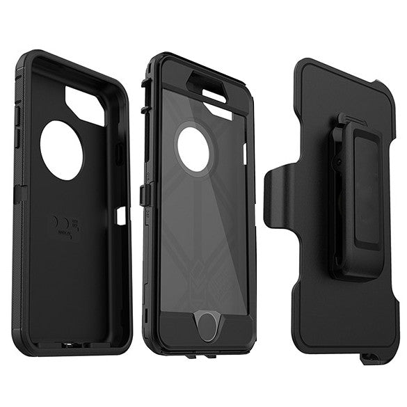 Apple iPhone 7 plus heavy duty Defender style rugged shockproof case