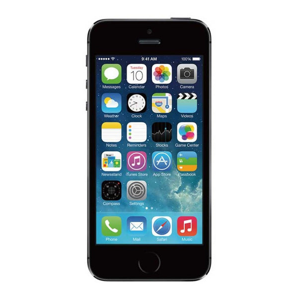 "Apple iPhone 5s 8MP 4"" 16GB 4G LTE Smartphone with Touch ID"