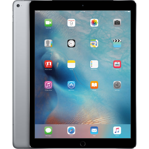 "Apple iPad Pro 12.9"" Tablet Computer Wi-Fi + Cellular"