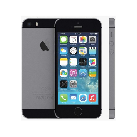 Apple iPhone 5S 32GB Space Grey (Refurbish)