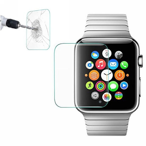 2.15 D Tempered Glass Screen Protector  for Apple i Watch 38mm/42mm
