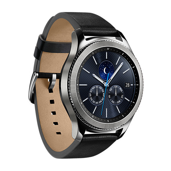 Samsung Gear s3 Classic Smart Watch with fitness tracking and HR monitor