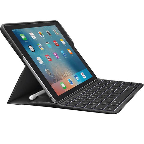 Logitech CREATE Backlit Keyboard Case with Apple Pencil holder and Smart Connector FOR IPAD PRO 9.7""