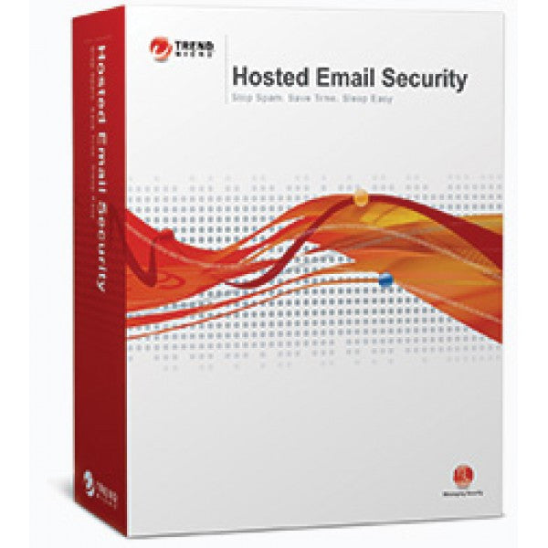 Trend Micro Hosted Email Security (monthly subscription)