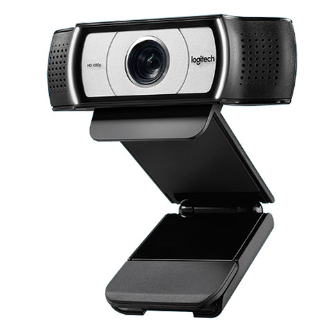 Logitech C930c Business Ultra Wide Angle Auto-Focus Webcam Chinese/English