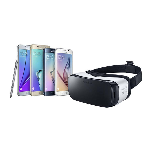 Samsung Gear VR SM-R322 Virtual Reality Headset by Oculus for Note 5, Galaxy s3 s4 s5 s6 s7