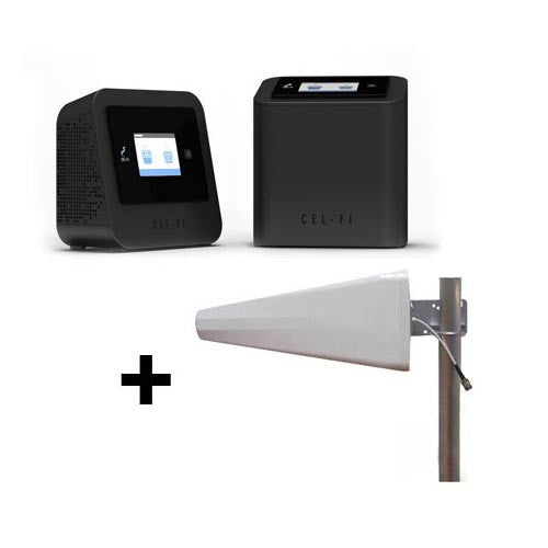 New Zealand Cel-Fi PRO mobile phone signal Repeater booster for Vodafone 3G/4G