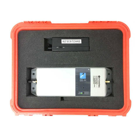 ACMA approved Cel-Fi GO Cellmate V2 Portable Mobile Signal Repeater for Telstra/Optus network AU