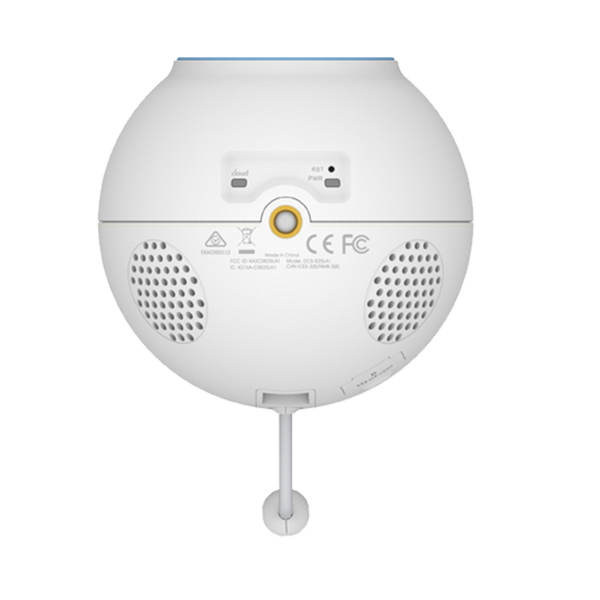 D-Link DCS-825L Wi-Fi Baby IP Camera with Muti Sensor & baby app