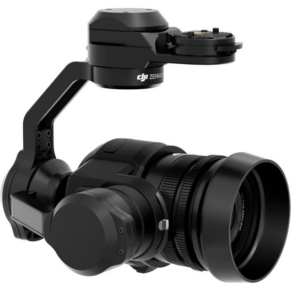 DJI Zenmuse X5 camera unit with Lens