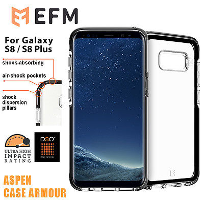 detailed look e232b 15bd3 EFM Aspen D30 Case Armour for Samsung Galaxy S9/S9+ S8/ S8+ A5 S7 ...
