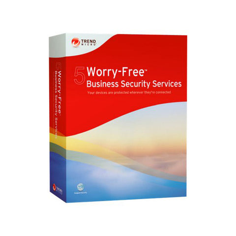 Trend Micro Worry-Free Services (monthly subscription)