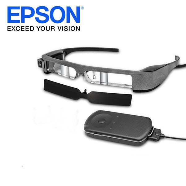 Epson Moverio BT-300 Augmented Reality Smart Glasses for DJI drone