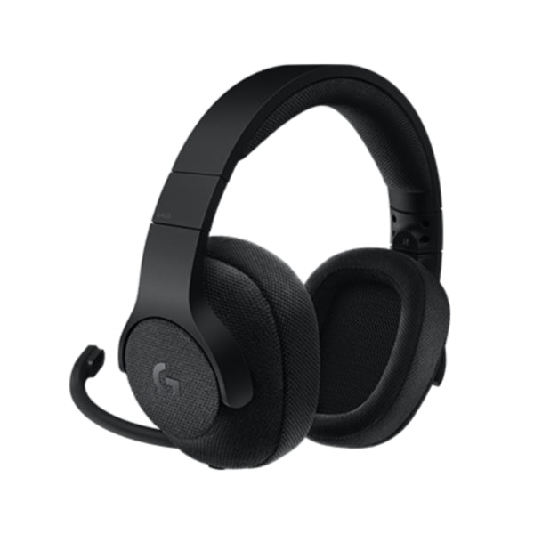 Logitech G433 7 1 Surround Sound Gaming Headset with Noise-cancelling Mic