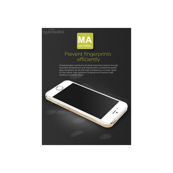 CoolReall™ For iPhone 4/4STempered Glass Screen Protector (0.33mm HD Ultra Clear