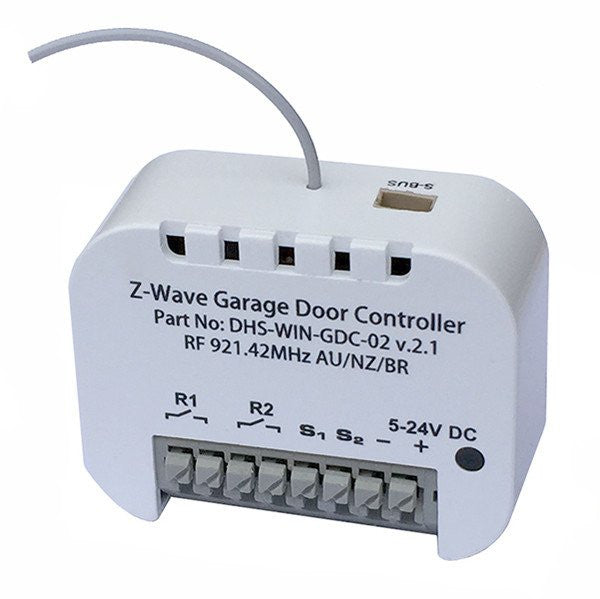 Zconnect garage door controller