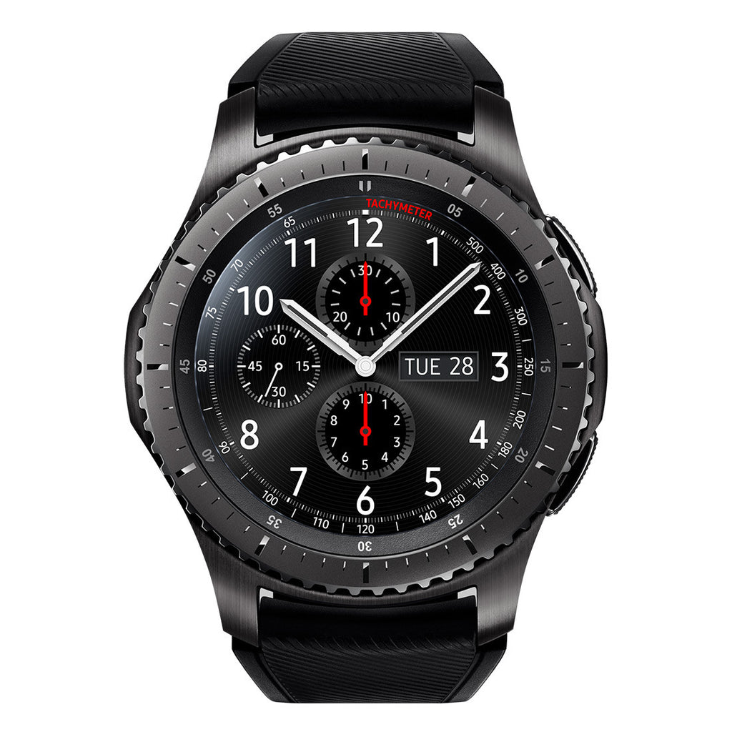Samsung Gear S3 frontier Smartwatch with GPS & Health tracking HR monitor  AU Wty