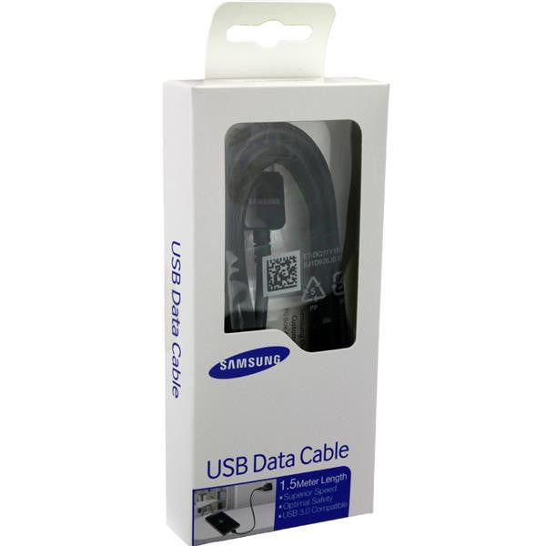 Samsung Genuine Micro USB V3.0 Data Cable for Galaxy Note 3 / Galaxy S5