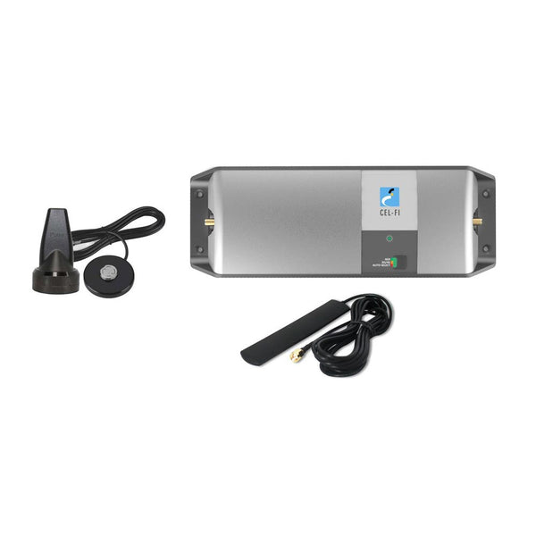 ACMA approved Cel-Fi GO Telstra mobile signal Booster for Trucker/4WD