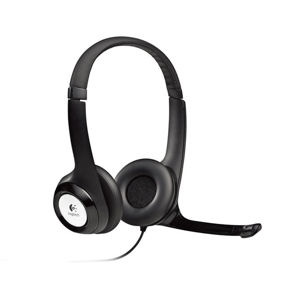 Logitech H390 USB Noise-Cancelling VOIP skype Headset