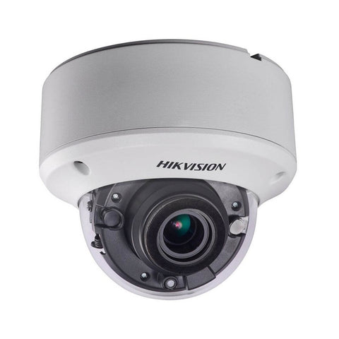 Hikvision 2CE56H5T-AVPIT3Z 5MP Ultra-Low Light  IR Vandal Proof Dome Camera with 2.8~12mm Vari-Focal Lens
