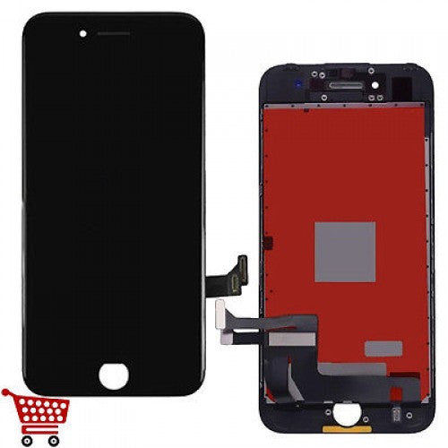 iPhone 7 Plus LCD and Touch Screen Assembly [Black]