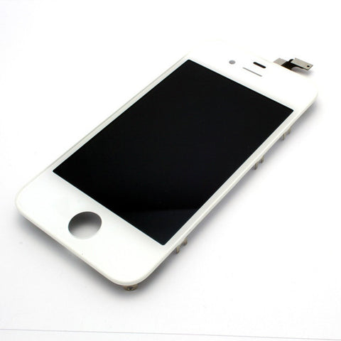 iPhone 4S LCD and Touch Screen Assembly [White]