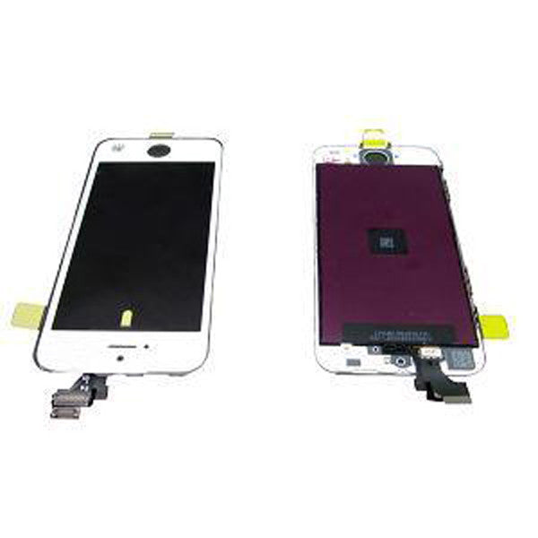 iPhone 5S LCD and Touch Screen Assembly [White]