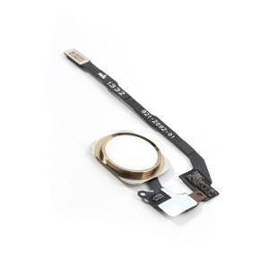 iPhone 5S home button flex cable assembly [Gold]