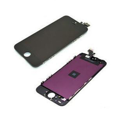iPhone 5S LCD and Touch Screen Assembly [Black]