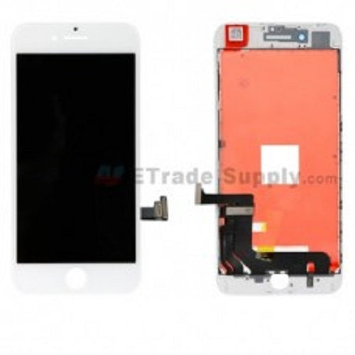iPhone 8 Plus LCD and Touch Screen Assembly [White]