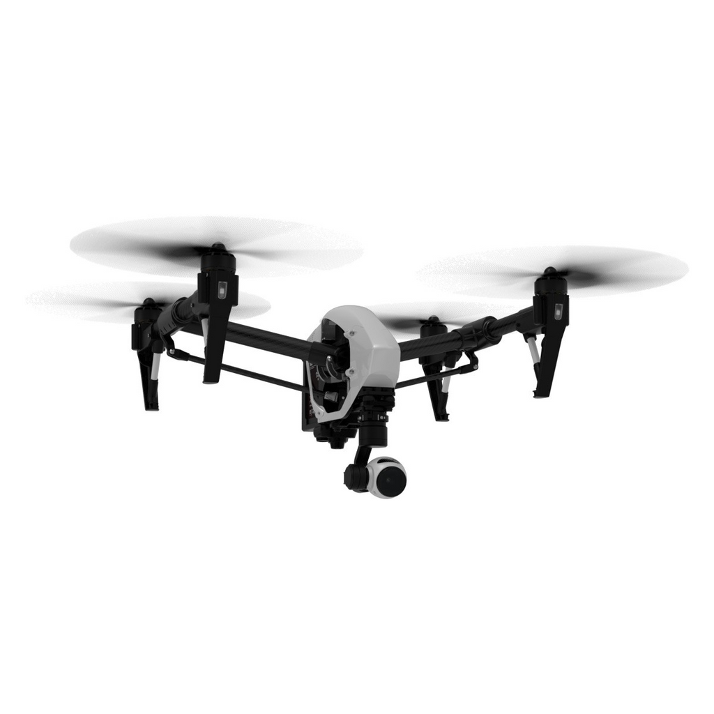 DJI Inspire 1 V20 With Zenmuse X3 Single Remote Flying Drone