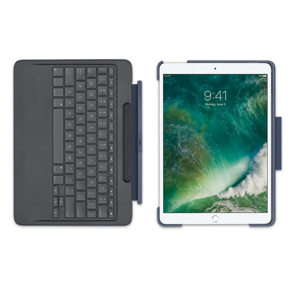 "Logitech Slim Combo detachable backlit keyboard for iPad Pro 10.5"" or iPad Air 3rd GEN"
