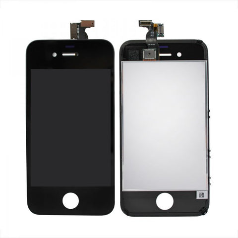 iPhone 4 LCD and Touch Screen Assembly [Black]