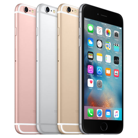 "Apple iPhone 6s Plus 64GB 5.5"" 12MP 4G LTE 64-bit SmartPhone with 3D Touch™ Space Grey"