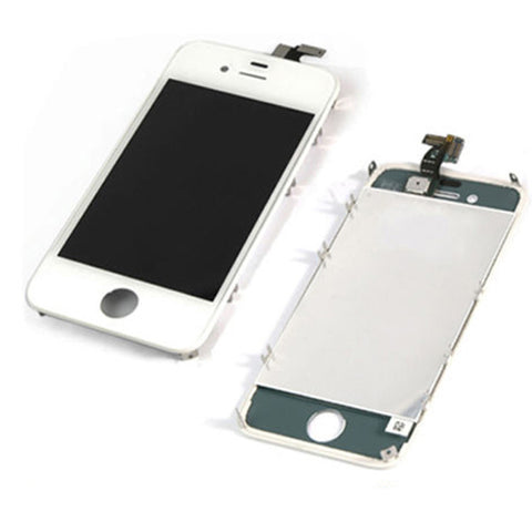 iPhone 4 LCD and Touch Screen Assembly [White]